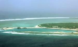 สื่อมังกรเผยพื้นที่พิพาทในทะเลจีนใต้จะกลายเป็นแหล่งท่องเที่ยวแบบมัลดีฟส์