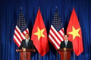 จนท.ทหารระดับสูงเผยกองทัพสหรัฐฯ-เวียดนาม พร้อมสานสัมพันธ์กันอีกครั้งหลังการเยือนของโอบามา