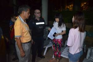 คู่รักชาวจีนมาฮันนีมูนพัทยา แฟนหนุ่มจมน้ำดับคาสระของโรงแรม