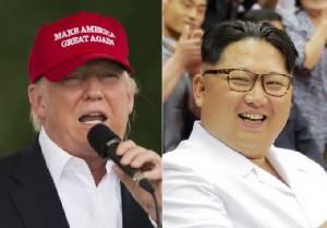 """สื่อโสมแดงอวย """"ทรัมป์"""" ฉลาดหลักแหลม คู่ควรกับตำแหน่งปธน.สหรัฐฯ"""