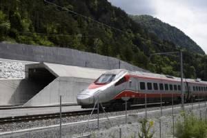 World's longest rail tunnel set for grand opening