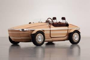 """คอนเซปต์คาร์นิยามใหม่ แฝงปรัชญาพุทธ  """"Setsuna ปัจจุบันขณะ"""" ของรถไม้ เตือนเจ้าของรถใช้ชีวิตทุกขณะให้เต็มศักยภาพ"""