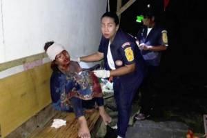 เด็กหญิง 14 ปี ตกจากรถไฟที่ชุมพร โชคดีมีคนเห็นแจ้ง จนท.ค้นหาพบเจ็บหนัก