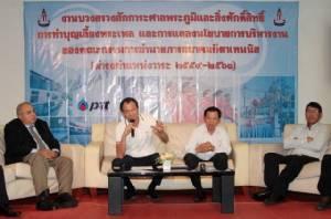 """""""กิตต์สมบัติ"""" กางนโยบาย 4 ปี ดันหวดไทยติดท็อป 100"""