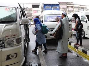 ชาวไทยมุสลิมใน 3 จชต. ทยอยเดินทางกลับภูมิลำเนาเพื่อเริ่มต้นการถือศีลอด