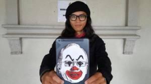 """ศิลปินมาเลย์ถูกตั้งข้อหาฐานวาดภาพ """"นายกฯ นาจิบ"""" เป็นตัวตลก"""