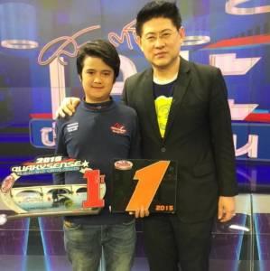 คนดังร่วมโพสต์อาลัยแชมป์โลกเจ็ตสกีไทยวัย 14 ปี เสียชีวิต