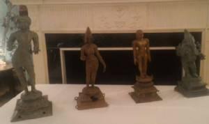 สหรัฐฯ ส่งคืนโบราณวัตถุล้ำค่ากว่า 200 ชิ้นให้อินเดีย