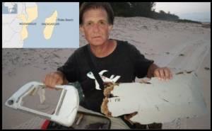 ค้นพบรอบใหม่!! พบชิ้นส่วนที่นั่งเครื่องบิน MH370 ในมาดากัสการ์