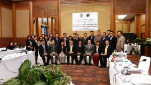 """DSI จับมือ สนง.ตำรวจพม่าหารือทวิภาคีบูรณาการทำงานป้องกันปราบปราม """"ค้ามนุษย์"""""""