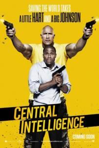 Central Intelligence คู่สืบ คู่แสบ