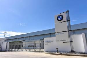 """BMWเจียด220ล้านบ.เปิดคลังอะไหล่ใหม่ """"ฟรีเทรดโซน""""บางนากม.23"""