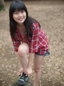 """นู้ดของ """"อามิ โทมิเตะ"""" อดีตเด็กฝึกหัดAKB48"""