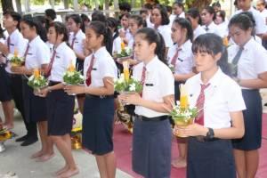 วันไหว้ครูเวทีประลองไอเดียเยาวชนไทย โชว์ฝีมือเจ๋งผ่านงานประดิษฐ์พานไหว้ครู