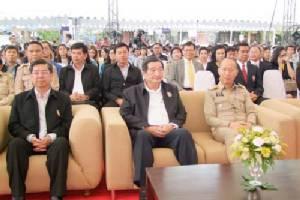 พัฒนาฝีมือแรงงานชลบุรี จัดงานสานพลังประชารัฐ