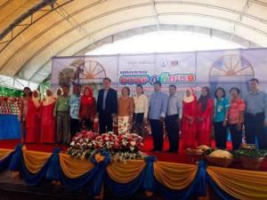 ภูเก็ตเตรียมจัดงานมหกรรม OTOP Phuket 59 คาดมีรายได้ไม่ต่ำกว่า 15 ล้านบาท