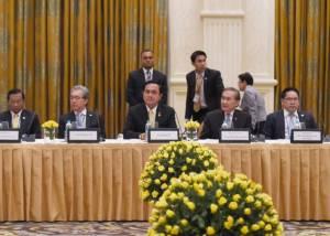 """""""ประยุทธ์"""" ยืนยันส่งเสริมเอกชนไทยขยายการค้าการลงทุนในอินเดีย"""