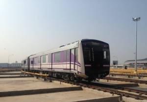 """""""อาคม"""" สั่งทำแผนพัฒนาเชิงพาณิชย์รถไฟฟ้า BEM จ่อคว้าสิทธิ์พื้นที่เดปโป้-สถานีสีม่วง"""
