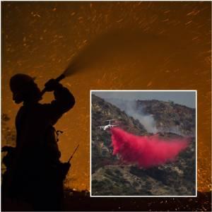 In Pics&Clip : ไฟป่าแคลิฟอร์เนียย่างเข้าสู่วันที่ 4 ลามไปทั่วเขตเซาท์เวสต์ ผู้ว่าการรัฐแอริโซนาประกาศภาวะฉุกเฉิน หลังดับไฟไม่คืบ ฟีมาเทงบฉุกเฉินช่วย