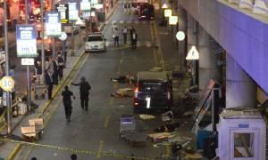 ตุรกีช็อก!! ก่อการร้ายกราดยิง-บึ้มฆ่าตัวตายถล่มสนามบินอิสตันบูล สังเวยอย่างน้อย 10 ศพ (ชมคลิป)