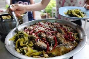 """""""ปลาคก"""" ชลบุรี ของดีอร่อยเด็ด สูตรจากซัวเถาหากินยาก(มาก)"""