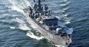 """เรือรบสหรัฐฯ-รัสเซียแล่นเฉียดตัดหน้ากันที่ """"เมดิเตอร์เรเนียน"""" ต่างฝ่ายกล่าวหากันวุ่นวาย"""