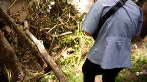 สลด! พบแล้วศพหนุ่มไทยใหญ่สังเวยน้ำป่าถล่มจมดับกลางสวนเชียงใหม่