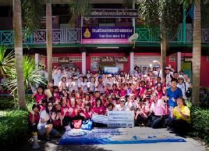 รวมพลังอาสาสมัครซิตี้ ครบรอบปีที่ 11 วันชุมชนซิตี้ประเทศไทย