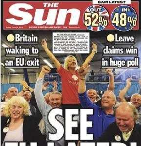 Brexit   บทเรียนสำหรับเออีซี