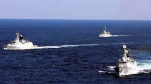 """สื่อแดนมังกรชี้! จีนควรเตรียมพร้อมสำหรับ """"การสู้รบ"""" ในทะเลจีนใต้"""