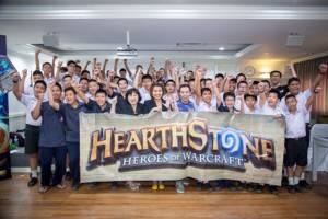 """""""Hearthstone"""" บุกโรงเรียนบดินทรเดชา เปิดอบรมการเล่นเกมอย่างสร้างสรรค์"""