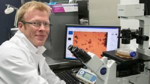 """นักวิทยาศาสตร์ ยืมแม็พ """"แพคแมน"""" สาธิตการทำงานของ """"จุลินทรีย์"""""""