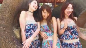 3 สาวญี่ปุ่นโปรโมตเที่ยวเมืองไทย สยามเมืองยิ้ม (ชมคลิป)