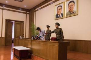 N.Korea arrests defector who 'worked as S.Korea agent'
