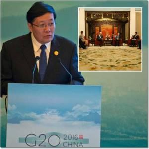 """In Clips: รมว.คลังจีนประกาศิตกลางซัมมิต G20 """"ยักษ์ใหญ่เศรษฐกิจโลกต้องเร่งร่วมมือ"""" หลังนโยบายคลังทั่วโลกอ่วมเพราะพิษ BREXIT"""