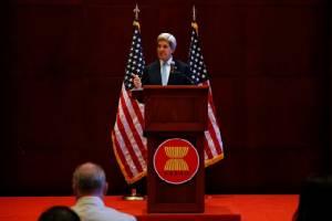 'สหรัฐฯ'บอกหนุน'ฟิลิปปินส์-จีน'กลับมาเจรจาทวิภาคี  เพื่อแก้ข้อพิพาททะเลจีนใต้