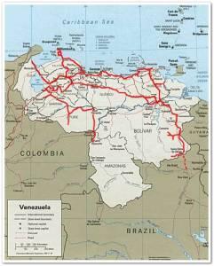 """ชมชุดภาพประกอบตัดสินใจ:เปิดประสบการณ์ข้ามแดนสุดโหดกับ """"โตโยต้าแลนด์ครุยเซอร์เหลืองมะนาว"""" บนเรือหางยาวเข้าสู่เวเนฯ ประเทศที่เคยศิวิไลซ์ภายใต้ฮูโก ชาเวซ"""