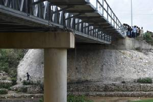Potential tropical storm threatens Haiti