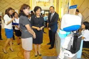 """""""พาณิชย์"""" ขานรับนโยบายไทยแลนด์ 4.0 จัดงาน """"ไอพีแฟร์"""" โชว์สินค้านวัตกรรมฝีมือคนไทย"""