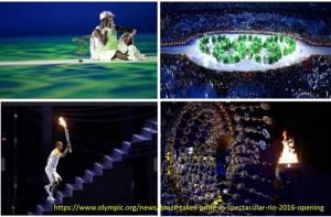 """ดูพิธีเปิดโอลิมปิกดู """"น้องแนน"""" แล้วย้อนดูเจตจำนงของรัฐบาลไทยต่อความตกลงปารีส"""