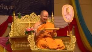 """ป.ป.ช.เปิดโครงการป้องกันการทุจริตตามแนวพระพุทธศาสนาเฉลิมพระเกียรติ """"ราชินี"""" ที่อยุธยา"""