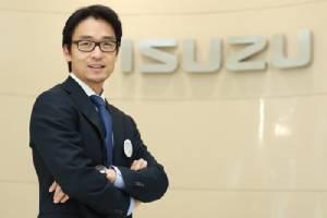 แม่ทัพใหญ่อีซูซุ'โทชิอากิ มาเอคาวะ' ผู้ต้องการครองใจลูกค้ามากกว่าแชมป์ยอดขาย