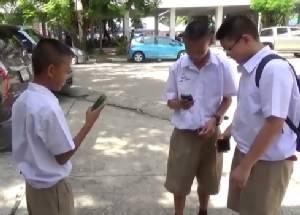 ขู่ตัดคะแนนประพฤติ ร.ร.ดังเมืองดอกบัวจับตานักเรียนลอบเล่นโปเกมอน