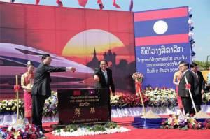 เปิดทุกรายละเอียดรถไฟลาว-จีน $6,000,000,000 เวียงจันทน์จ่าย 50 ล้านก็สร้างได้