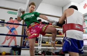 Muay Thai in Japan