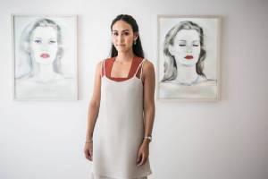 """""""โนวา คอนเทมโพรารี"""" เปิดโชว์ศิลปินผู้อยู่เบื้องหลังพระบรมฉายาลักษณ์ ควีนเอลิซาเบธที่ 2"""