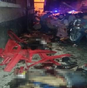 ระทึก! เกิดระเบิดฆ่าตัวตายกลางงานวิวาห์ในตุรกี ดับอย่างน้อย 8 ศพ เจ็บอื้อ ยอดตายจ่อพุ่ง