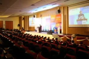 """โรดโชว์ """"Startup & Digital Thailand"""" ที่ขอนแก่น มุ่งขยายความร่วมมือสู่สากลกลุ่มอนุภาคลุ่มน้ำโขง"""