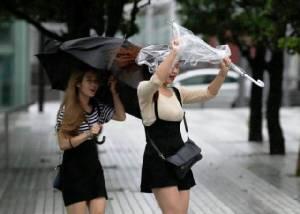 ญี่ปุ่นเตรียมรับมือไต้ฝุ่นกระหน่ำโตเกียว, ฟุกุชิมะ
