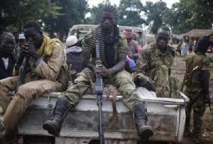 """อดีตสมาชิกกลุ่มกบฏ """"เซเลกา"""" วอน รบ.แอฟริกากลางเร่งปล่อยกลับสู่สังคมหลังวางอาวุธ"""